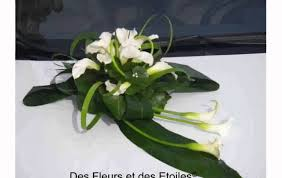 composition florale mariage decoration voiture mariage youtube