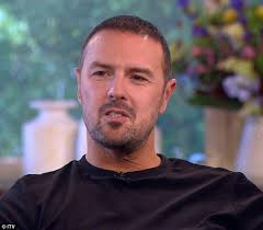 does paddy mcguiness use hair products paddy mcguinness reveals his twins have started school daily
