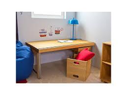 Schreibtisch 50 Tief De Breuyn Schreibtisch Ziggy Buche Natur Höhenverstellbar 50
