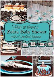 zebra baby shower it s a boy zebra themed baby shower savvy sassy