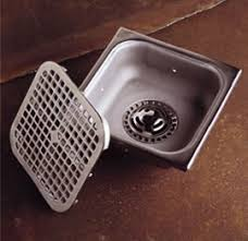 jr smith floor sink 3100 3001 3009 sani ceptor stainless steel floor drain jay r smith mfg co