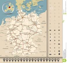 Munich Germany Map by Munich Old Map Royalty Free Stock Image Image 17017786