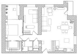 bogatyrskiy modern apartment by geometrium caandesign