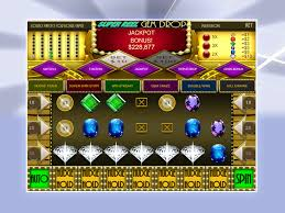 super reel gem drop slots free android apps on google play