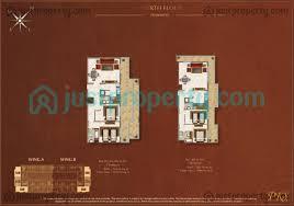 pks residences floor plans justproperty com