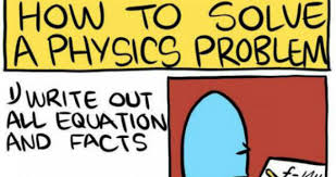 Memes Problem - how to solve a physics problem weknowmemes