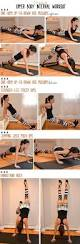 health and beauty exercises to get rid of back fat 2262404