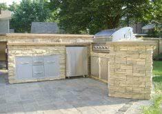 cheap outdoor kitchen ideas delightful inexpensive outdoor kitchen ideas outdoor design