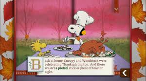 a brown thanksgiving peanuts read play app ranking and