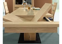 Table Avec Rallonge Pas Cher by Table Contemporaine Avec Pied Central