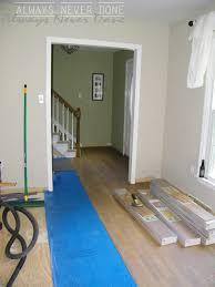 Hampton Bay Laminate Flooring Laminate Flooring Installation