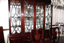 corner china cabinets dining room dining room sets with china cabinet mahogany collection bedroom