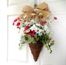 Easter Decorations For The Door by Easter Decorating Ideas For Your Outdoor Space