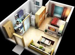 3d model floor plan condo 001 3d model architecture 3d models architecture max ar vr