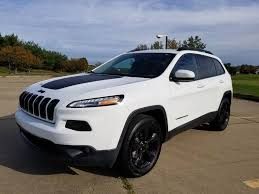 car jeep 2016 2016 jeep cherokee latitude altitude in hudson oh ruby auto group
