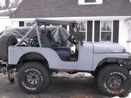 jeep kaiser custom jeep kaiser rare tuxedo park mark iv cj 5 restored with mods go
