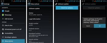 android phone update update android from kitkat 4 4 4 to lollipop or marshmallow 6 0