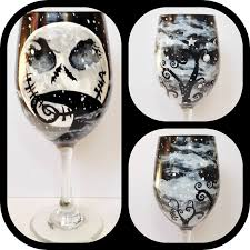 Unique Holiday Gift Idea Glass Unique Nightmare Before Christmas Gifts Lizardmedia Co