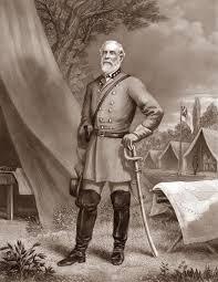 general lee in camp
