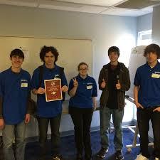 high school web design class web class participates in pa computer fair wins 1st web design