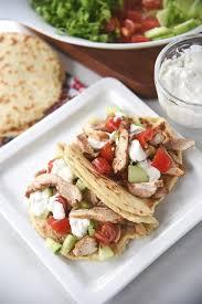 chicken shawarma is a delicious 30 minute dinner idea