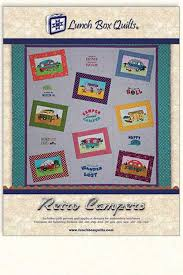 retro campers retro campers applique machine embroidery pattern with redemption