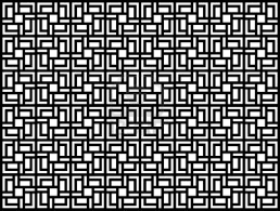 geometric patterns black and white home design and decor