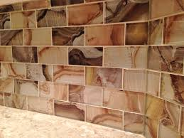 Limestone Backsplash Kitchen Kitchen How To Install A Subway Tile Kitchen Backsplash Installin