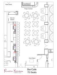 pizza shop floor plan bar cafe cafe coffee shop pinterest layouts bar and cafes
