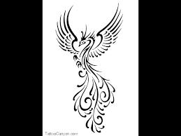 photo collection phoenix bird tattoos 1000s