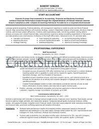 resume template for staff accountant salary staff accountant resume misanmartindelosandes com
