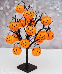 halloween trick treat tree play party plan