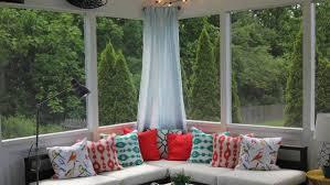 diy sunroom diy sunroom decorating ideas and accent pillow novalinea bagni