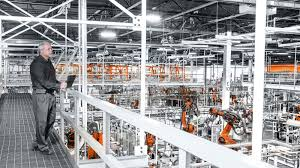 bmw factory robots homepage kuka ag