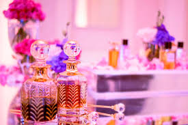 a purple luxury wedding in dubai by event chic arabia weddings