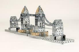 ralph and sue u0027s meccano news building tower bridge