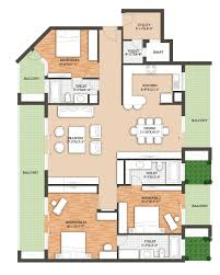 7th heaven house floor plan upcoming projects gurgaon real estate investment
