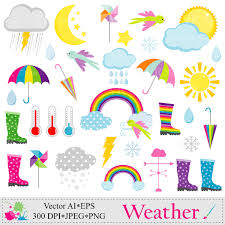 rainbows clipart 23 files weather 6