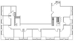 chrysler building floor plans renting an office at the chrysler building