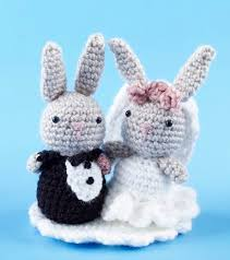 Wedding Gift Knitting Patterns 95 Best Novios Amigurumi Images On Pinterest Crochet Wedding
