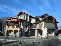 hybrid timber frame construction bc canada moore log u0026 timber