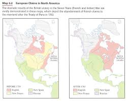 america map before and after and indian war and indian war lessons tes teach
