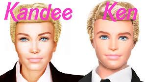 ken barbie doll makeup transformation youtube