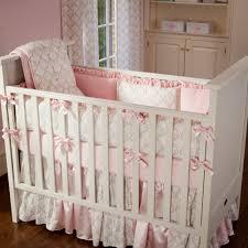light pink crib bedding pink and taupe damask baby crib bedding carousel designs carousel
