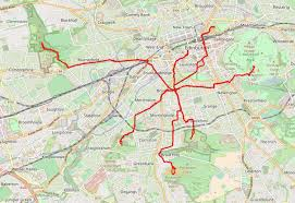 Map My Route Running by Local Run Routes