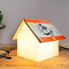 accessories origami book chair novel gift ideas home decor