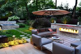 landscaping ideas for square backyards the garden inspirations