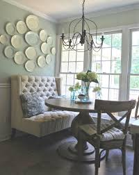 how to create a stylish dining nook with a settee dining nook