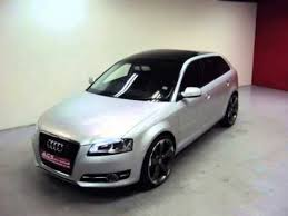 audi a3 s tronic for sale 2011 audi a3 1 8t fsi sportback s tronic s line panoramic roof