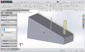 solidworks linear pattern linear patterns in solidworks youtube